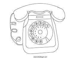 Cellulare Da Colorare Migliori Pagine Da Colorare