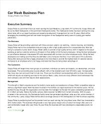 example of a business plan 13 business plans free sample example format free premium
