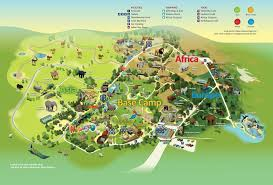 map of zsl whipsnade zoo  zoological society of london (zsl)
