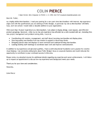 Cover Letter Cover Letter Template Retail Cover Letter Examples