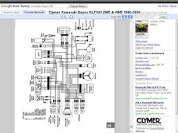wiring diagram bayou 300 1987 page 3 atvconnection com atv 220