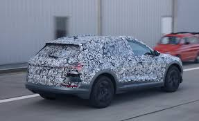 2018 audi e tron quattro. simple tron audi etron spy photo on 2018 audi e tron quattro
