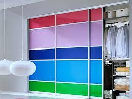 custom closet sliding doors 3 door set profile with custom glass insertullion dividers custom