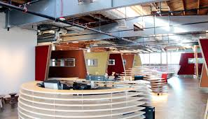 creative office space. Rise Of The Creative Office \u2013 Space Helps Mixed-Use Properties Target Millennials