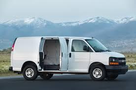 Chevrolet Express, GMC Savana Natural-Gas Vans Recall: Leak Poses ...