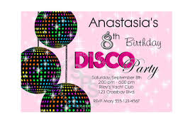 disco party invitations printable mickey mouse invitations disco party invitations printable