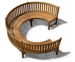 create a conversation hub with a circular patio seating