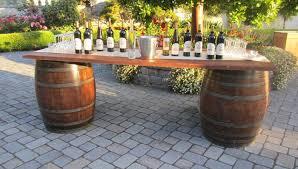 Event Rentals Green Planet Rain Barrels Llc Staving The Planet Wine Barrels  For Decoration