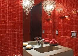 Image Ruth 21 Sensational Bathrooms With The Ravishing Flair Of Red Yoga Instantly 126 Red Bathrooms 39 Cool And Bold Red Bathroom Design Ideas