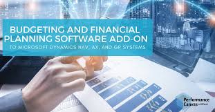 Budgeting And Financial Planning Software Add On To