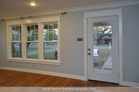 glass front doors privacy. My-new-full-lite-front-door-2 Glass Front Doors Privacy V