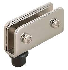 simplex inset glass door hinge 110 opening angle non bore hinge