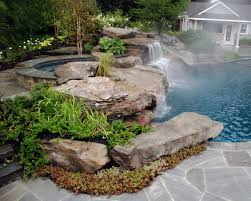 bouder dive rock and landscaping ideas mahwah nj backyard landscaping ideas rocks