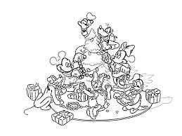 Disney Christmas Coloring Pages Printable Christmas Coloring Pages