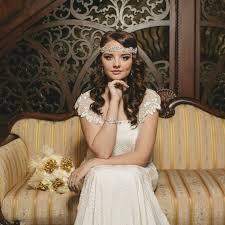 bliss bridal styled shoot great gatsby sms photography daring wedding hair and makeup