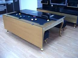 pool dining table luxurious pool dining table from covered in gold leaf windsor slate bed pool pool dining table