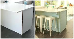 best of kitchen peninsula pictures update a plain kitchen island or peninsula with planks and corbels