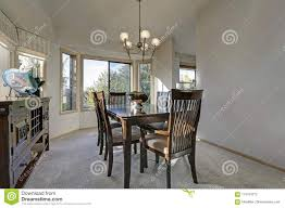 Light Wood Dining Table Chairs Inviting Light Filled Dining Room With Wood Dining Table