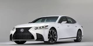 2018 lexus all models. contemporary lexus 2018 lexus ls 500 fsport with lexus all models