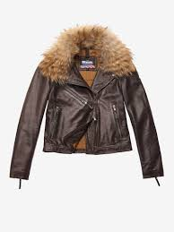 Wilsons Leather Size Chart Leather Jackets For Women Our Best Collection Online