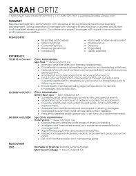 Resume Examples Administrative Assistant Fascinating Administrative Assistant Resumes Examples Arzamas