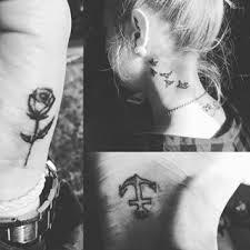 Malé Tetování Kotva