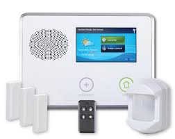 security installation. 2 gig security system installation