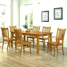 dining room chairs set of 6 awesome dining table and chair set dining table chairs mission