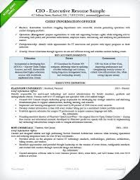 Executive Resume Template Sample Senior Executive Resume Marvelous