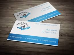 Carpet Cleaning Business Cards Designs Elegant Playful Carpet Business Card Design For A Company
