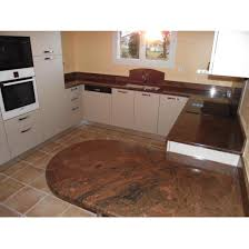 ogee edge multicolor red granite kitchen countertops