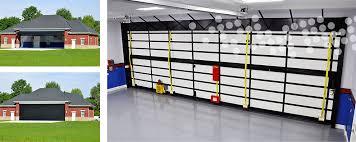 bi fold garage doorsSchweiss Designer Doors  Specialty Doors  Bifold Garage Doors