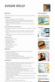 Interior Design Resume Examples The Best Way To Write Graphic
