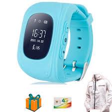 Đồng Hồ Định Vị Trẻ Em Giá Rẻ Q50 + Tặng SIM 4G và Áo Khoác Chống Nắng Nam  UV50++ - Đồng hồ thông minh Thương hiệu OEM
