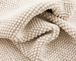 folded loop carpets wool india
