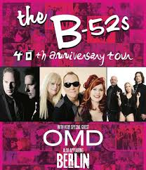 Red Butte Garden Amphitheatre Seating Chart The B 52s Omd And Berlin At Red Butte Garden On 16 Aug
