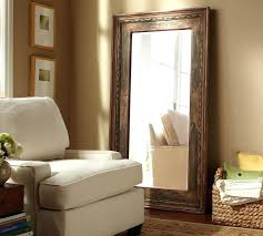 full length leaning mirror leaning mirrors wood frame full length mirror floor mirror vintage style of wooden mirror beside sandberg furniture frost