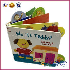 3d children book printing service with good quality