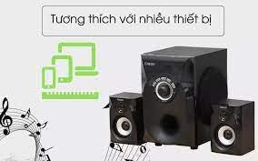 HCM]mua và trải nghiệm Loa Vi Tính Enkor 2.1 R228- âm bass auto- tầm giá ổn  định