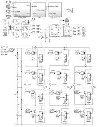 Single phase asynchronous motor wiring diagram