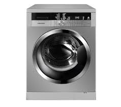 The Best Way To Clean Stainless Steel Appliances Buy Grundig Gwn48430c Washing Machine Stainless Steel Free
