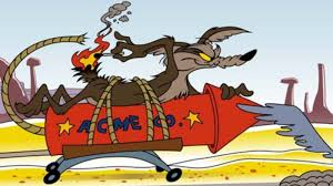 acme logo roadrunner. acme logo roadrunner m