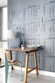 Kalender Fotobehang Interior Interest Walls Wicked Pinterest