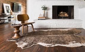 cow hide rug western faux animal beige tan brown 2048x jpg v 1487823296 with