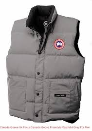 Canada Geese Uk Facts Canada Goose Freestyle Vest Mid Grey For Men – Canada  Goose Mens jacket Canada Goose Kids Canada Goose Youth Canada Goose Womens  ...