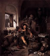 best simbolo da quimica ideas tatuagem de  alchemist 1663 painting cornelis bega oil painting reproduction