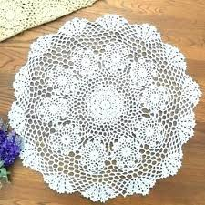 20 inch round table topper inch round table topper inch round table topper round vintage hand 20 inch round table