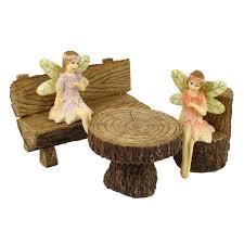 furniture fairy. Furniture Fairy. Fairy Garden - Resin Log Set Of 3 U