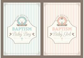 baptism card template baptism free vector art 1100 free downloads