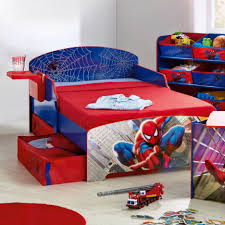 Kids Bedroom Decorating Cool Kids Bedroom Decorating Idea For Boys With Amazing Spiderman
